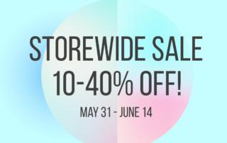 Storewide Sale Black Dog Interiors
