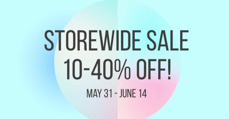 Storewide Sale Black Dog Interiors