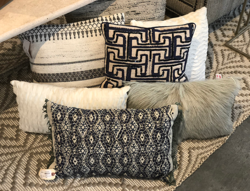 Pillows and Lamps and Throws, Oh MY!