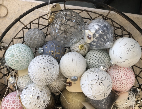 Ornaments under $10 for your next holiday party!