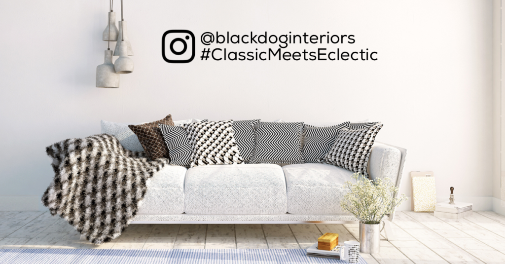 Follow Black Dog Interiors on Instagram!