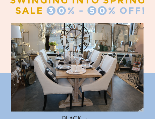 Black Dog Interiors Storewide Sale!