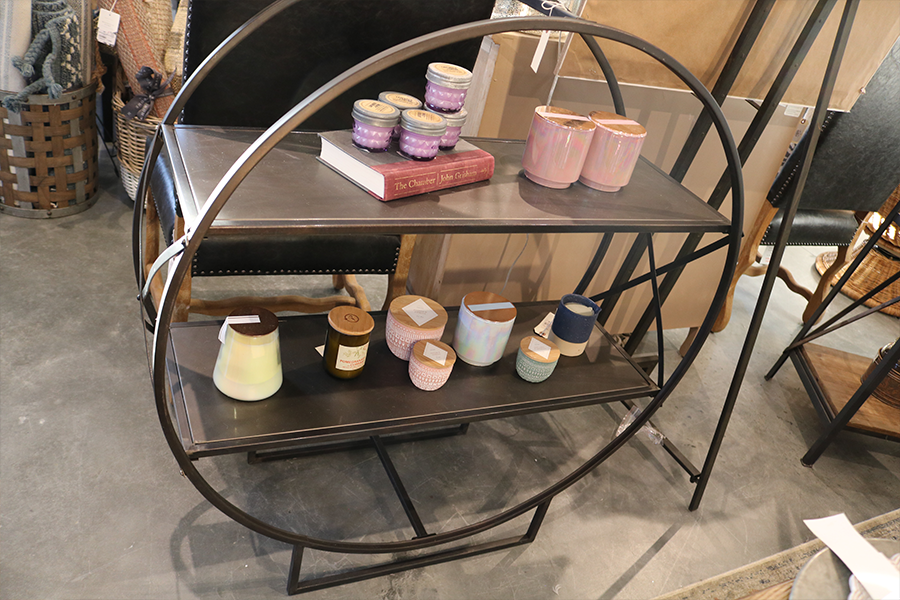 circle shelf 30% off